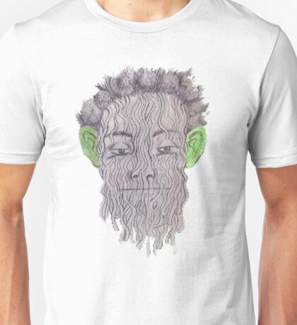 True Detective - 'Green Eared Spaghetti Monster' Unisex T-Shirt