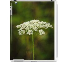Queen Anne's Lace iPad Case/Skin