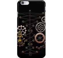 Keeping time iPhone Case/Skin