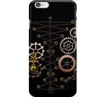 Keeping time iPhone Case/Skin