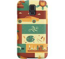 Bloodlines Samsung Galaxy Case/Skin