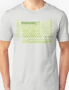 Breaking Bad periodic table T-Shirt