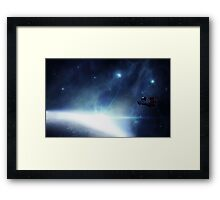 Forward Unto Dawn Framed Print