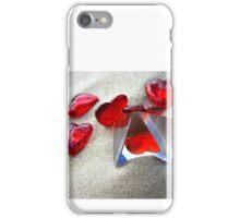 Hearts at Island iPhone Case/Skin