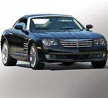 2008 Chrysler Crossfire by DaveKoontz