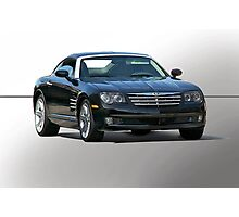 2008 Chrysler Crossfire Photographic Print