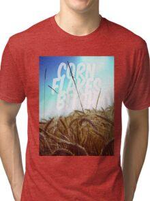 cornflakes bitch Tri-blend T-Shirt