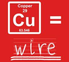 Ahhh, wire.... Baby Tee