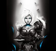 Riven - League of Legends - LoL by sakha