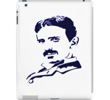 Tesla Effect. iPad Case/Skin