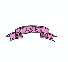 Cake Banner by jaciex