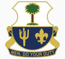 163rd Infantry Regiment - Men, Do Your Duty by VeteranGraphics