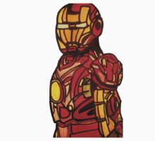 Iron Man by icanhascas
