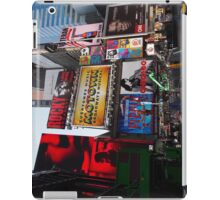 New York Times Square Billboards iPad Case/Skin