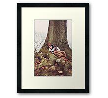 Dark Fairy Tale Framed Print