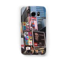 New York Times Square Billboards 2 Samsung Galaxy Case/Skin