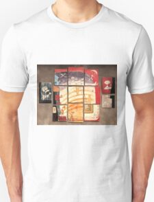 Puzzle painting Separated Couples Unisex T-Shirt