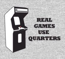 Arcade Quarters by Prophecyrob