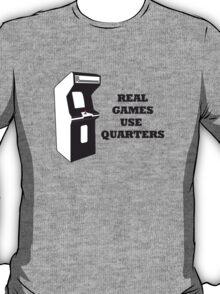 Arcade Quarters T-Shirt
