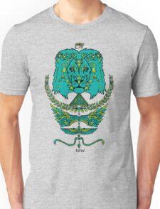 RAW LION TOTEM TEE Unisex T-Shirt