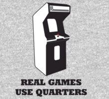Arcade Quarters 2 by Prophecyrob