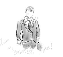 I am a Bussines Man ! by ABrothers