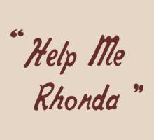 Help Me Rhonda by Snufkin