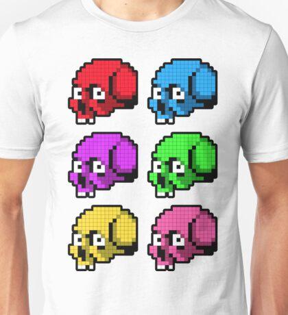 8 Bit Skulls T-Shirt