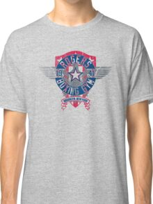 Rogers Boxing Gym 2 on Steel Classic T-Shirt