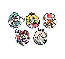 Super Mario World Photographic Print