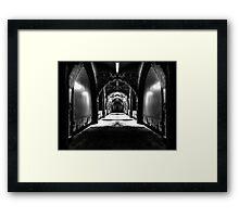 Black Parade Framed Print