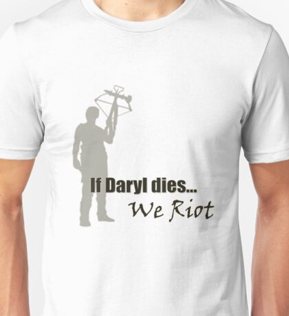 The Walking Dead - Daryl Dixon Unisex T-Shirt