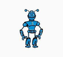 Cool funny robot toy fun Unisex T-Shirt