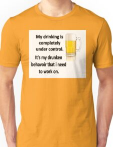 Beer funny Unisex T-Shirt