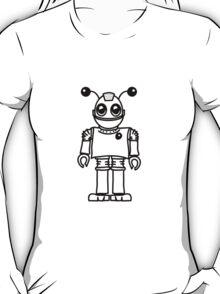 Cool funny robot toy fun T-Shirt