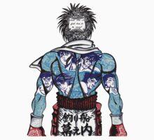 Ippo Doodle T-Shirt