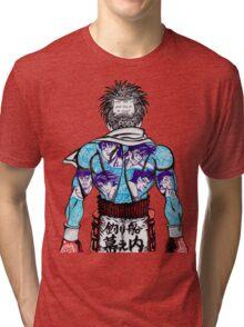Ippo Doodle Tri-blend T-Shirt