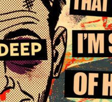 Neck Deep Sticker