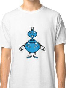 Robot cool funny PEAR fat funny Classic T-Shirt
