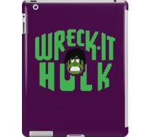 Wreck-it Hulk! iPad Case/Skin