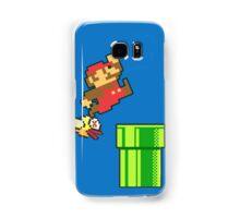 Mario vs. Flappy Bird Phone Case Samsung Galaxy Case/Skin