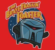 The Brave Frakkin' Toaster! by nikholmes