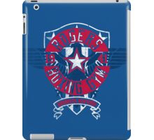 Rogers Boxing Gym 2 on Royal iPad Case/Skin