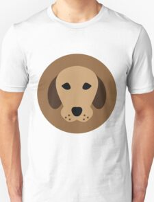 Brown Dog T-Shirt