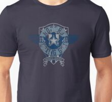 Rogers Boxing Gym 2 on Navy Unisex T-Shirt