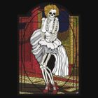 Stained glass Marilyn Color by ZugArt