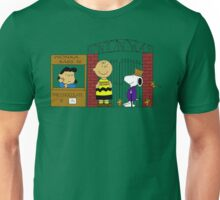 Charlie Brown and the Chocolate Factory Unisex T-Shirt