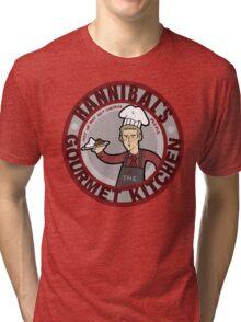 Hannibal's Gourmet Kitchen Tri-blend T-Shirt