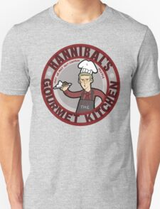 Hannibal's Gourmet Kitchen Unisex T-Shirt