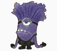 Purple Minion by RiverbyNight